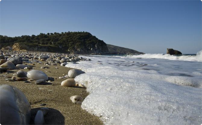 Ποτιστικά, Παραλίες, wondergreece.gr