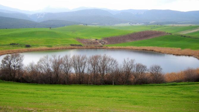 Λίμνες Ζερέλια, Λίμνες, wondergreece.gr