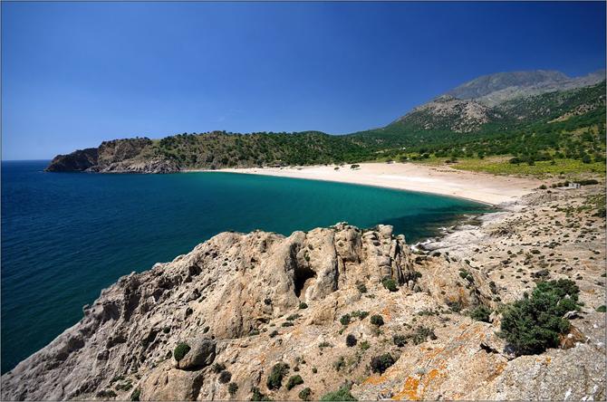 Παχιά Άμμος, Παραλίες, wondergreece.gr