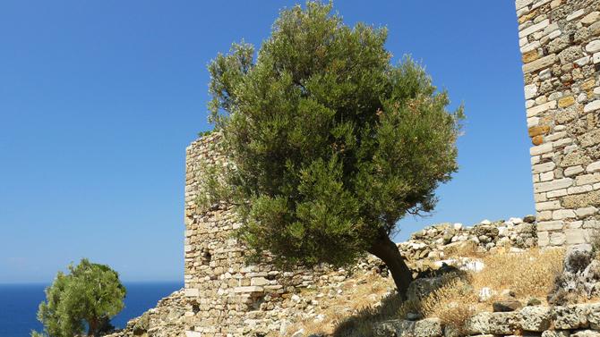Πύργος των Γατελούζων, Κάστρα, wondergreece.gr