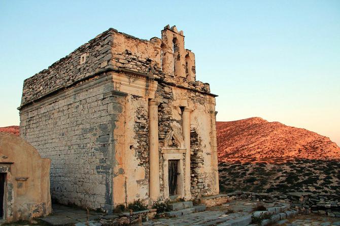 Ο ναός της Επισκοπής, Εκκλησίες & Μοναστήρια, wondergreece.gr