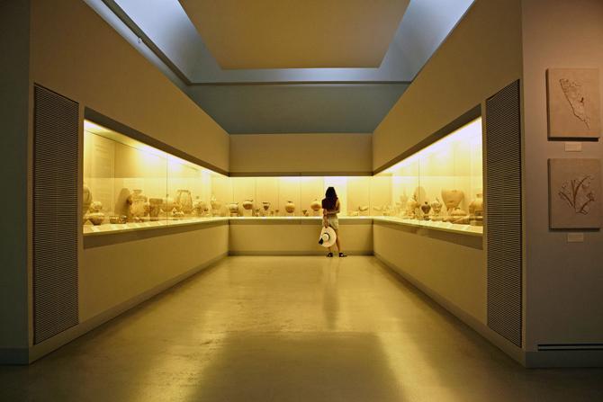 Μουσείο Προϊστορικής Θήρας, Μουσεία, wondergreece.gr
