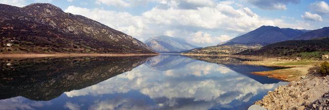 Λίμνη του Μόρνου, Λίμνες, wondergreece.gr