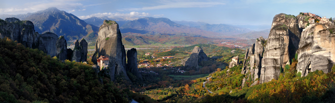 Meteora, Monuments & sights, wondergreece.gr