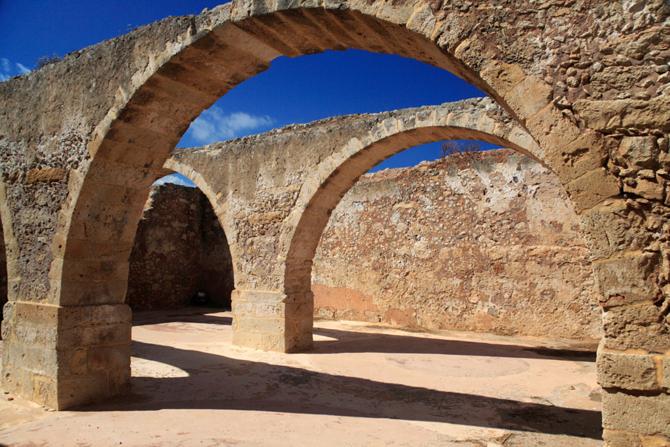 The Castle of Fortezza, Castles, wondergreece.gr
