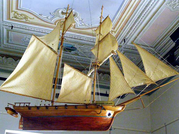 The Maritime Museum of Chios, Museums, wondergreece.gr