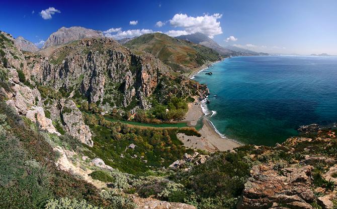 Preveli, Beaches, wondergreece.gr