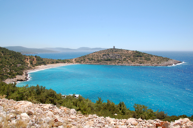 Elinda, Beaches, wondergreece.gr