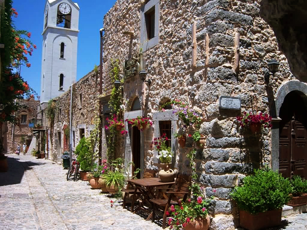 Mesta, Main cities & villages, wondergreece.gr