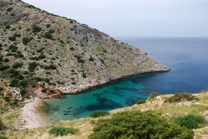 Armeos or Agia Pakou, Beaches, wondergreece.gr