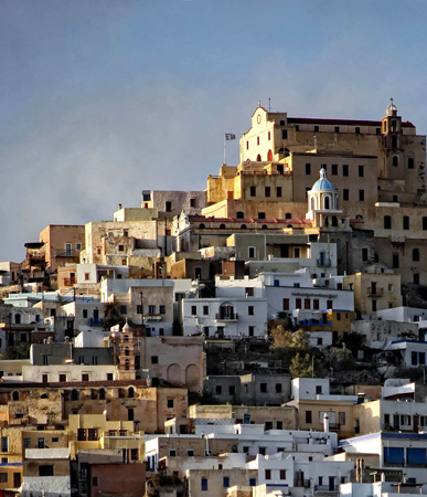 The Castle of Ano Syros, Castles, wondergreece.gr