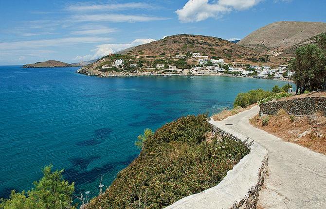 Kini, Main cities & villages, wondergreece.gr
