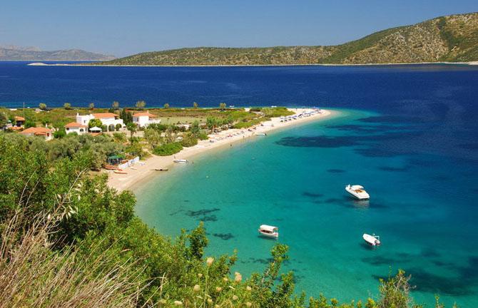 Agios Demetrios, Beaches, wondergreece.gr