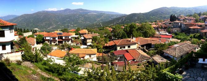 Ampelakia, Main cities & villages, wondergreece.gr
