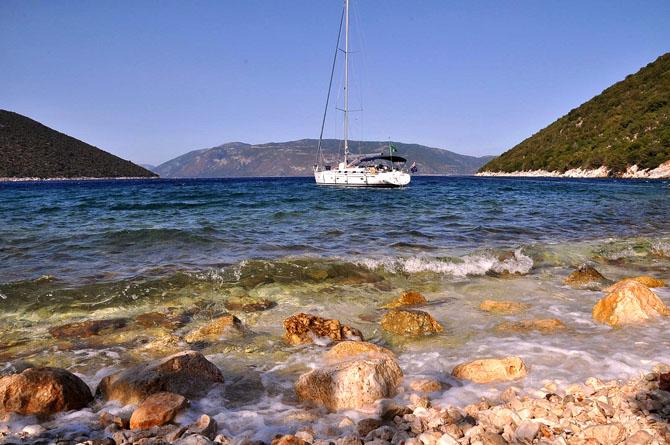 Αντίσαμος, Παραλίες, wondergreece.gr