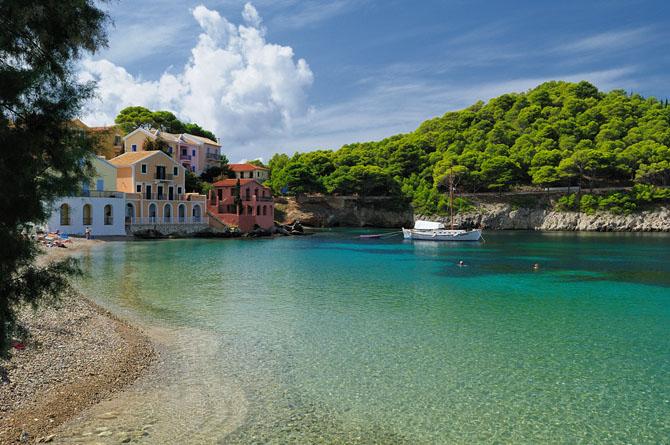 Άσσος, Πόλεις & Χωριά, wondergreece.gr