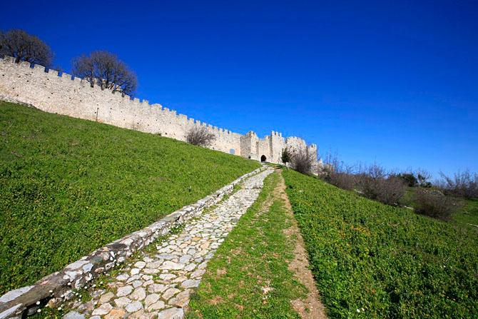 Κάστρο Πλαταμώνα, Κάστρα, wondergreece.gr
