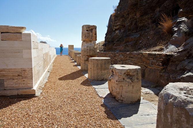 Karthea, Archaelogical sites, wondergreece.gr