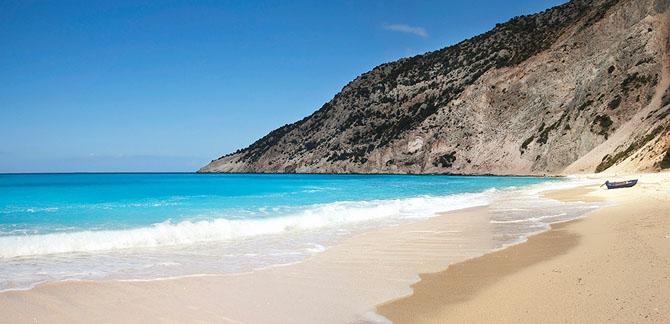 Παραλία Μύρτος, Παραλίες, wondergreece.gr