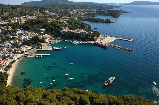 Patitiri, Main cities & villages, wondergreece.gr