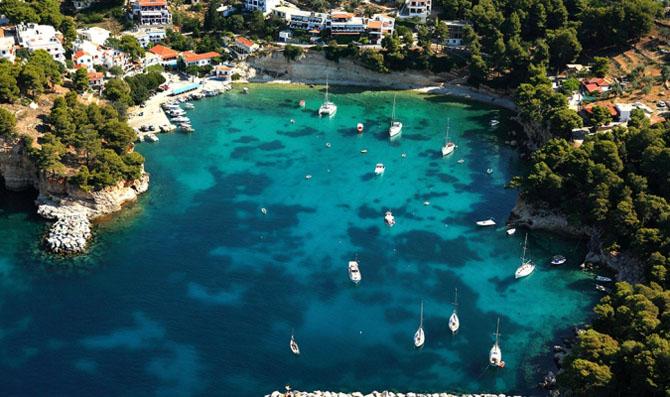 Votsi, Beaches, wondergreece.gr