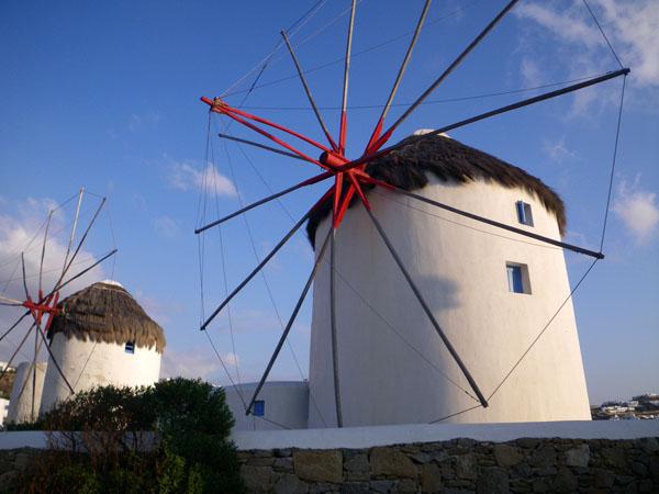The windmills of Mykonos, Monuments & sights, wondergreece.gr