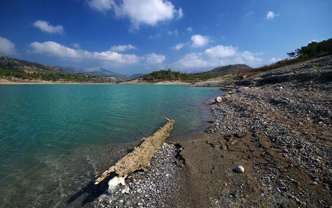Λίμνη Απολακκιά, Λίμνες, wondergreece.gr