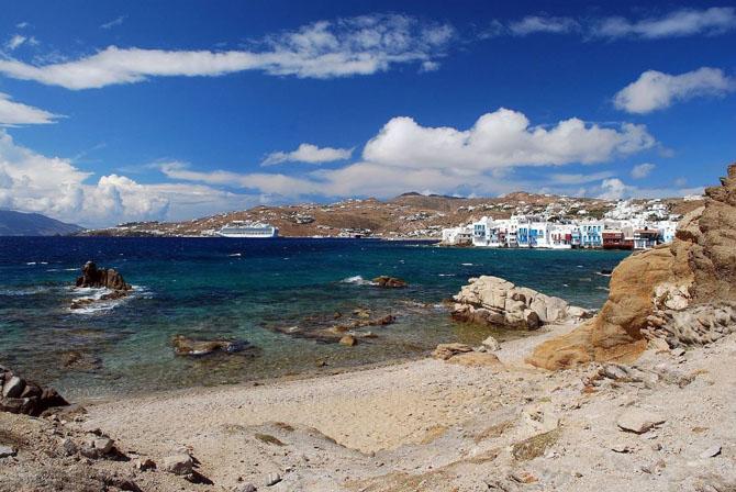 Hora (Mykonos), Main cities & villages, wondergreece.gr