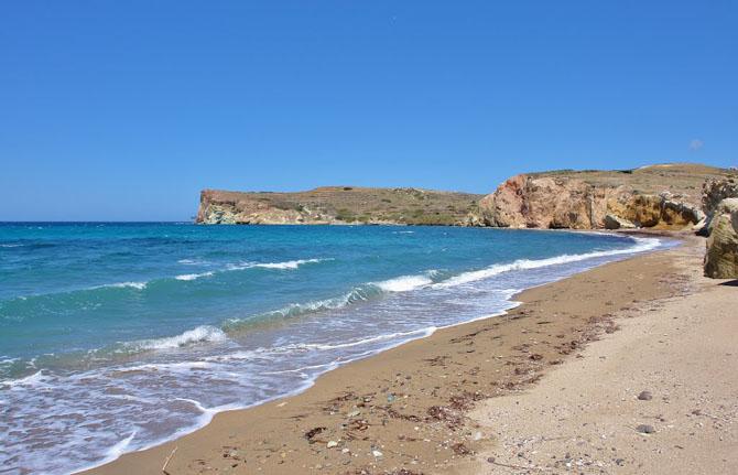Καλαμίτσι, Παραλίες, wondergreece.gr