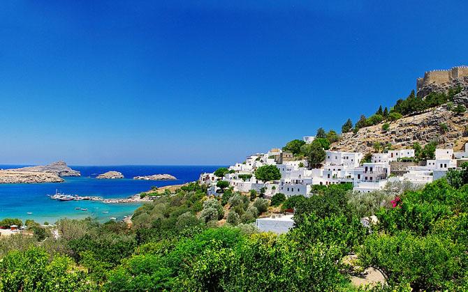 Λίνδος, Πόλεις & Χωριά, wondergreece.gr