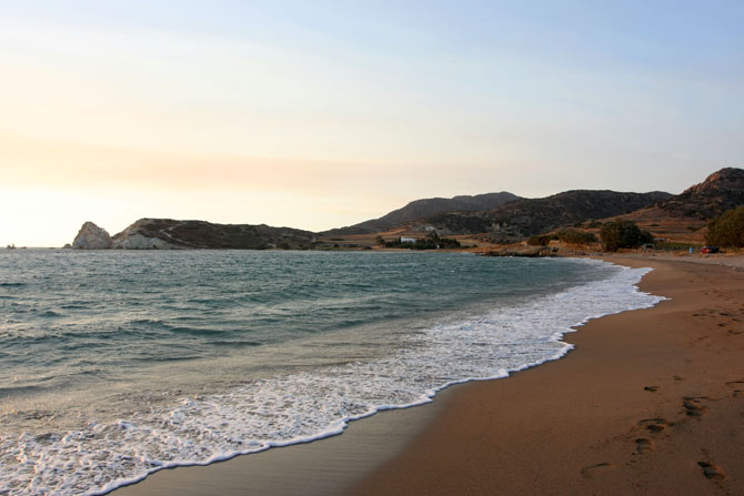 Μαυροσπηλιά, Παραλίες, wondergreece.gr
