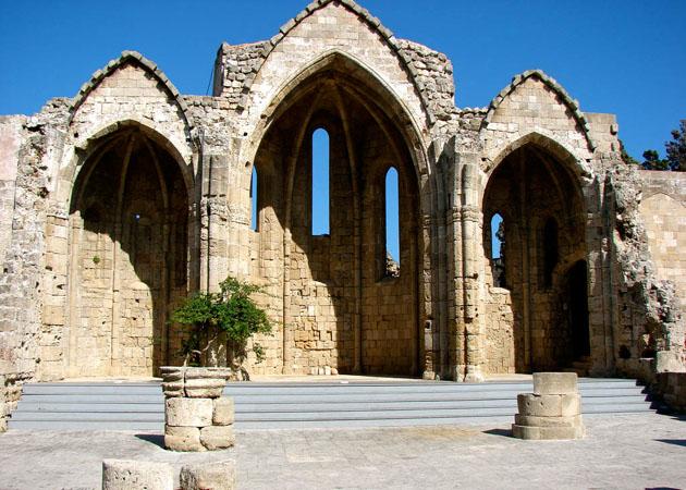 Παναγία του Μπούργκου, Μνημεία & Αξιοθέατα, wondergreece.gr