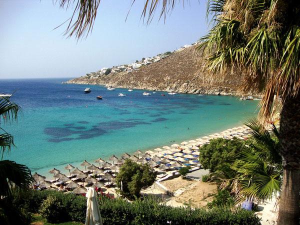 Platis Gialos & Psarou, Main cities & villages, wondergreece.gr