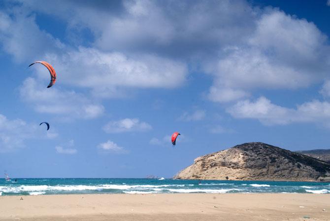 Πρασονήσι, Παραλίες, wondergreece.gr