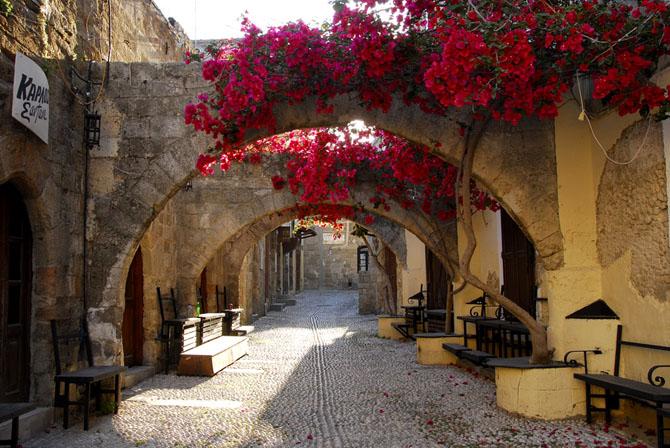 Ρόδος, Πόλεις & Χωριά, wondergreece.gr