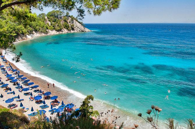 Λεμονάκια, Παραλίες, wondergreece.gr