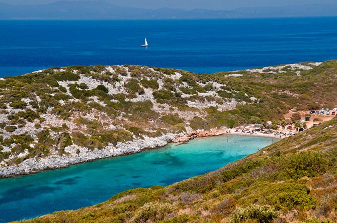 Λιβαδάκι, Παραλίες, wondergreece.gr