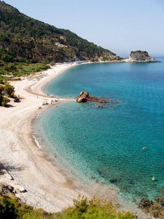 Ποτάμι, Παραλίες, wondergreece.gr