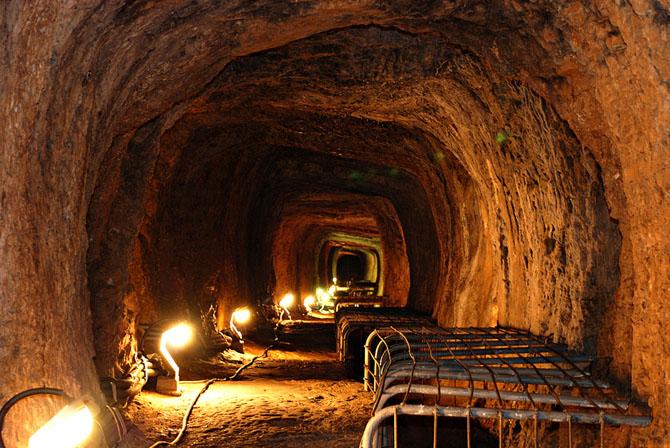 Ευπαλίνειο Όρυγμα, Αρχαιολογικοί Χώροι, wondergreece.gr