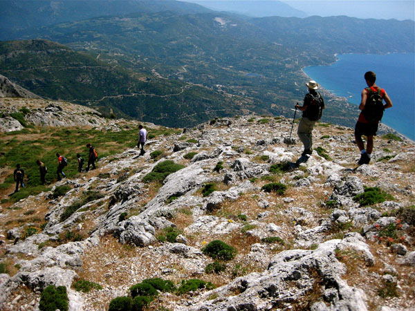 Κέρκης ή Κερκετέας, Βουνά, wondergreece.gr