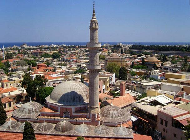 Το Τέμενος του Σουλεϊμάν, Μνημεία & Αξιοθέατα, wondergreece.gr