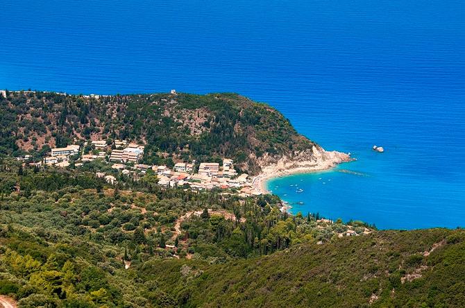 Agios Nikitas, Main cities & villages, wondergreece.gr