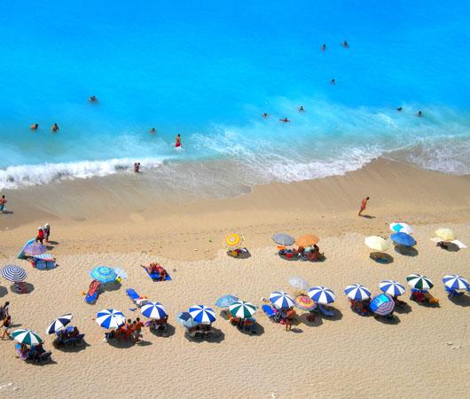 Egremni, Beaches, wondergreece.gr
