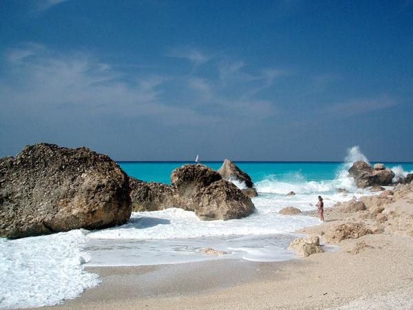 Kavalikefta - Megali Petra - Avali, Beaches, wondergreece.gr