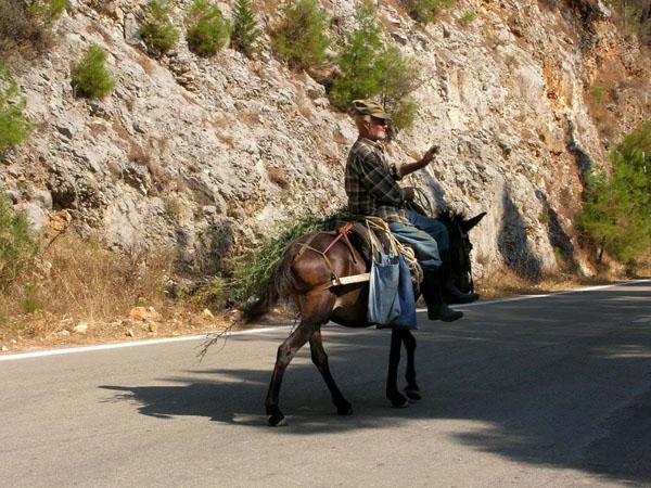 Karya, Main cities & villages, wondergreece.gr