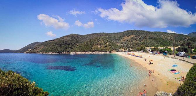 Mikros Gialos, Beaches, wondergreece.gr