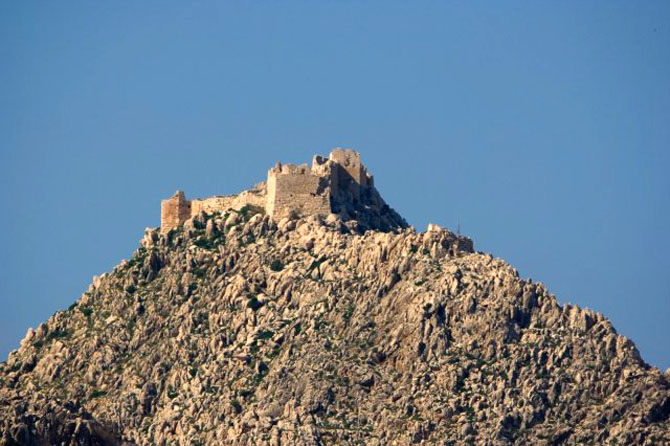 Fortress of the Knights of Agios Ioannis, Castles, wondergreece.gr