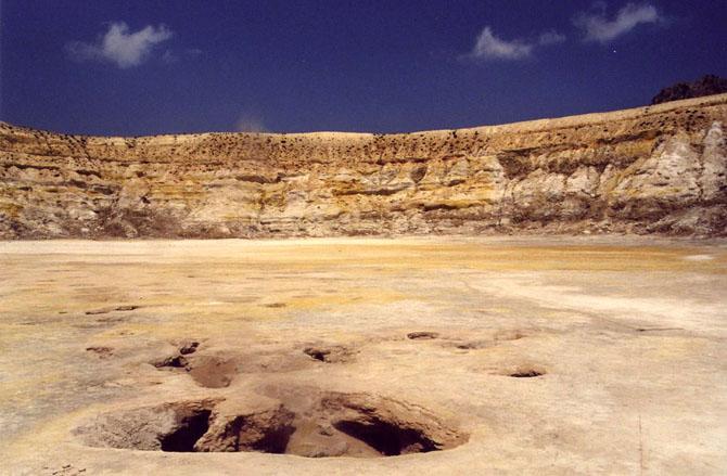 Volcanoe Nisyros, Volcanoes, wondergreece.gr