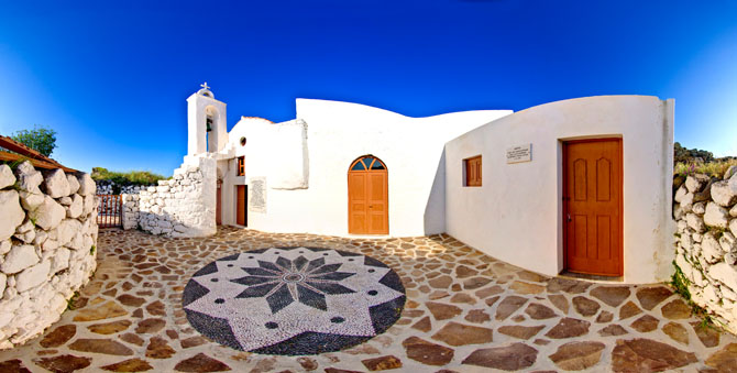 Evangelistrias Monastery, Churches & Monasteries, wondergreece.gr
