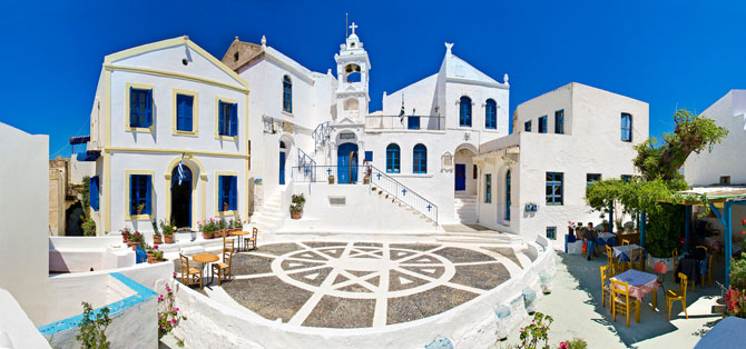 Nikia, Main cities & villages, wondergreece.gr